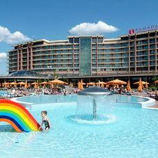 Hotel Ramada Resort - Aquaworld**** Budapešť